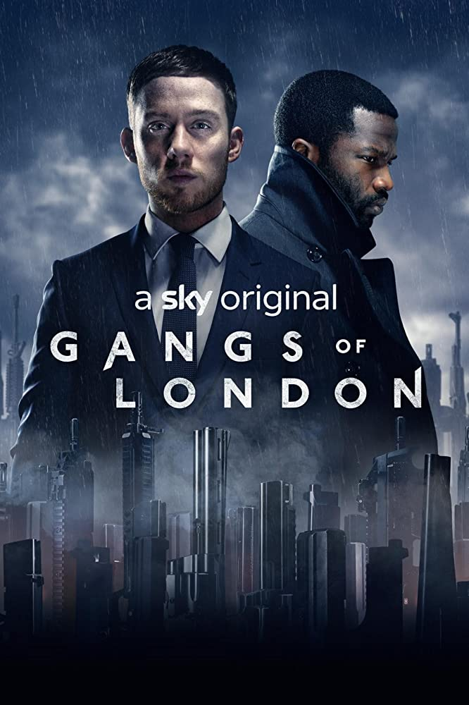 Gangs of London Season 1 123Movies
