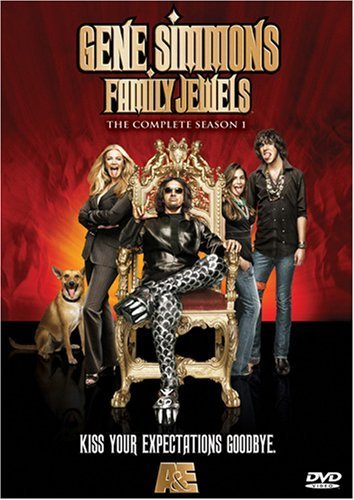 stream Gene Simmons Family Jewels Season 4