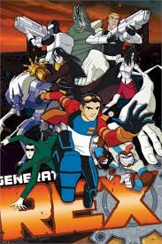 Watch Series Generator Rex Season 2