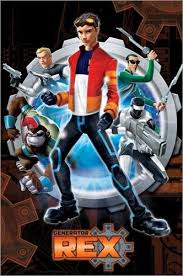 Watch Series Generator Rex Season 3