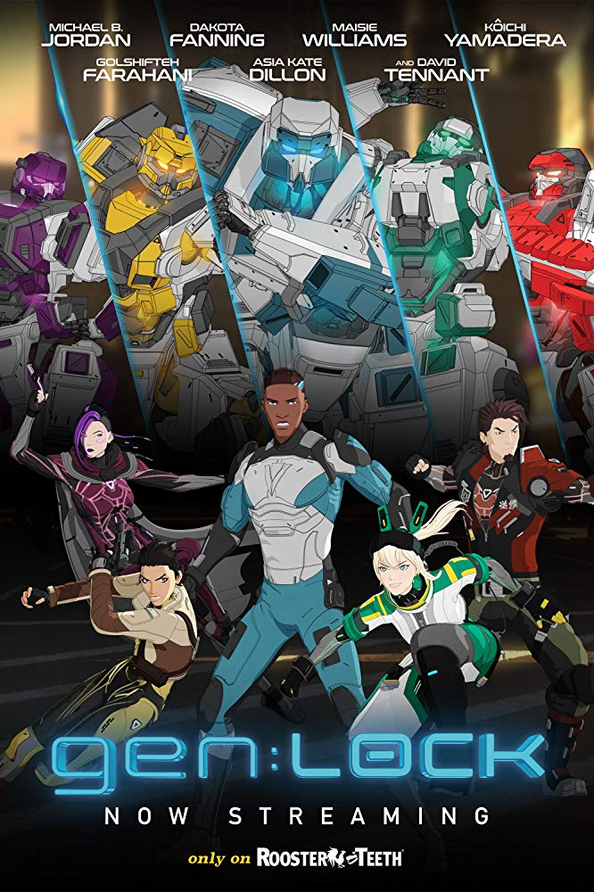 GenLOCK Season 1 123Movies