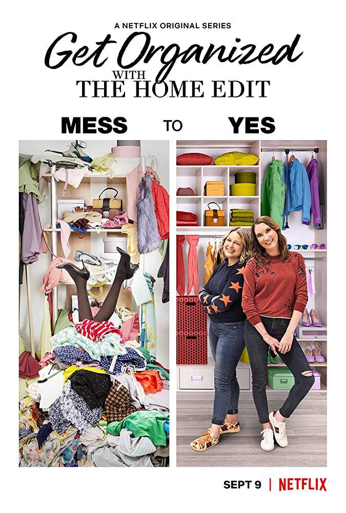 Get Organized with The Home Edit Season 1 Projectfreetv