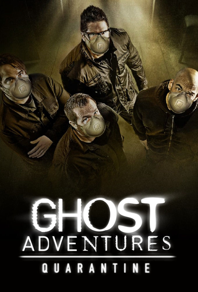 Ghost Adventures Quarantine Season 1 funtvshow