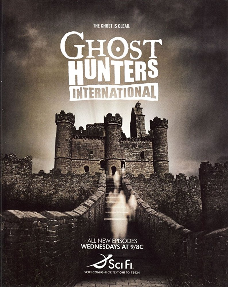 Watch Series Ghost Hunters International Season 2