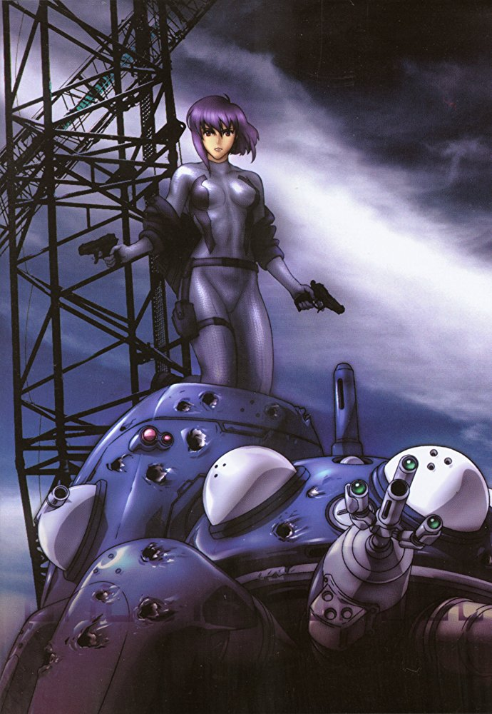 Ghost In The Shell Stand Alone Complex Season 1 123Movies