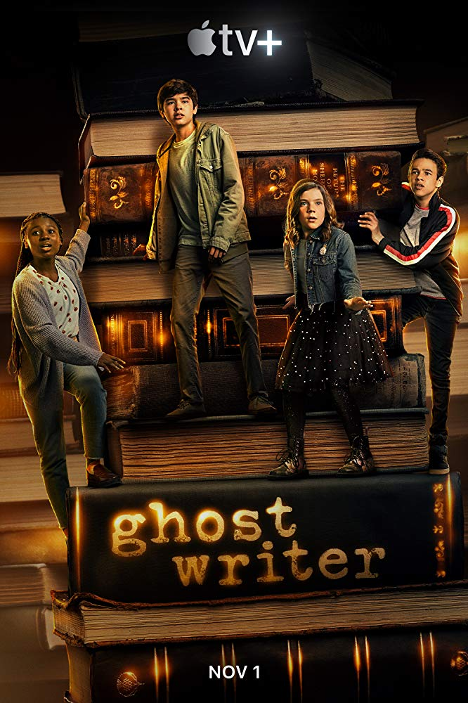 Ghostwriter Season 1 123Movies