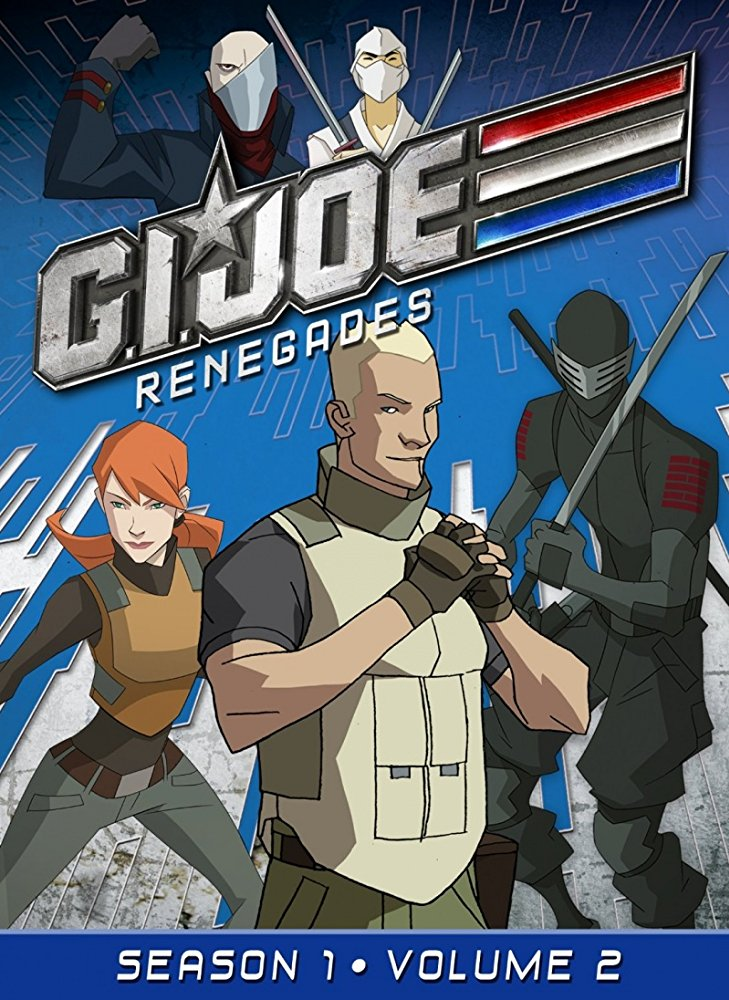 GI Joe Renegades Season 1 123Movies