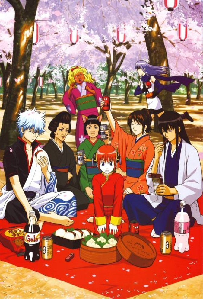 Watch Series Gintama Season 8