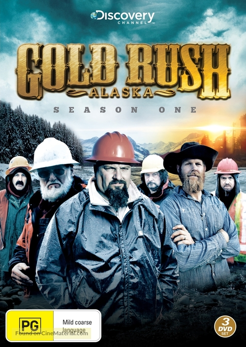 Gold Rush Alaska Season 8