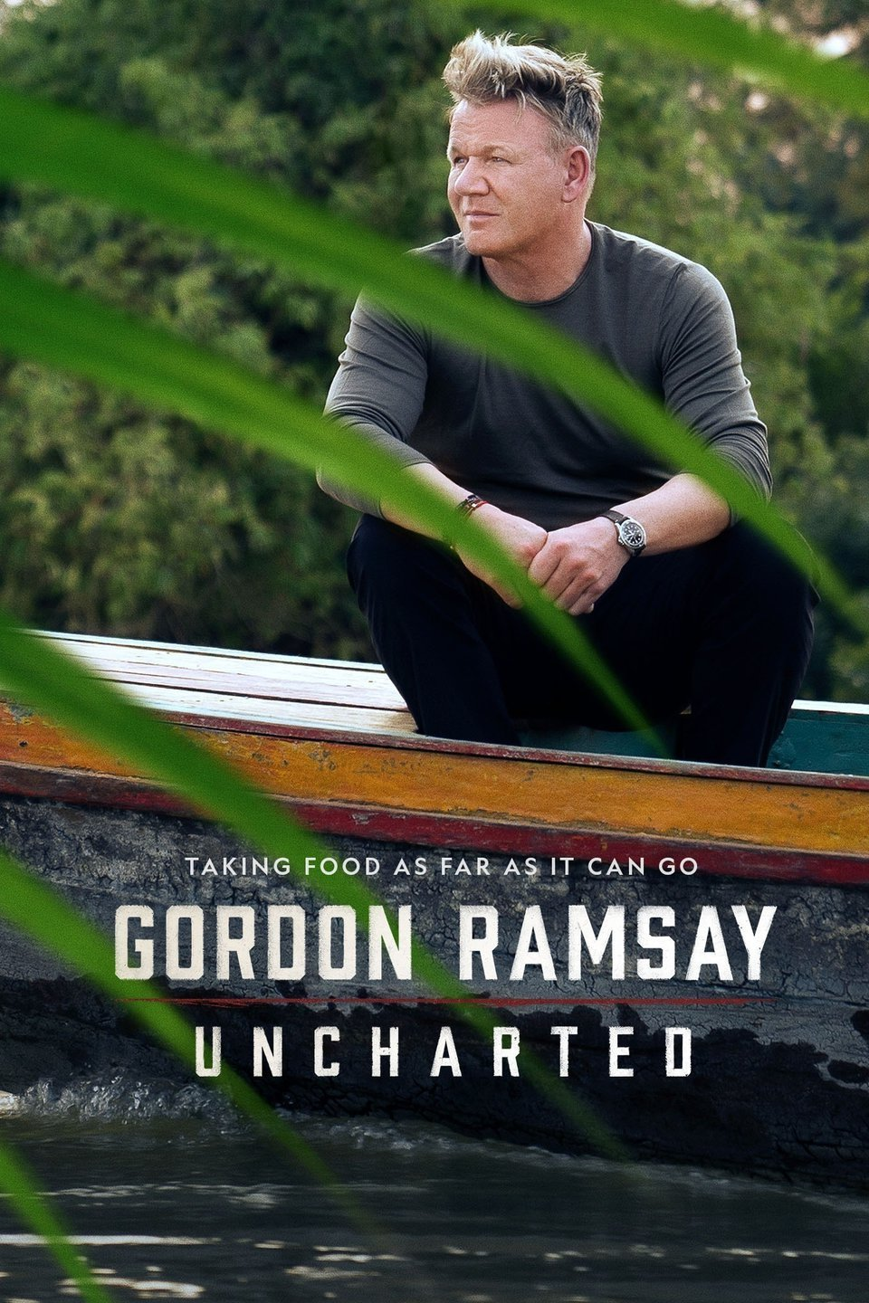 Watch Free HD Series Gordon Ramsay Uncharted Season 2