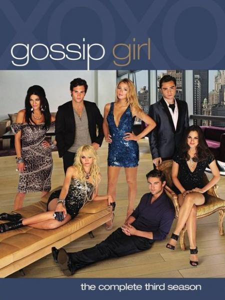 Gossip Girl Season 3 123Movies