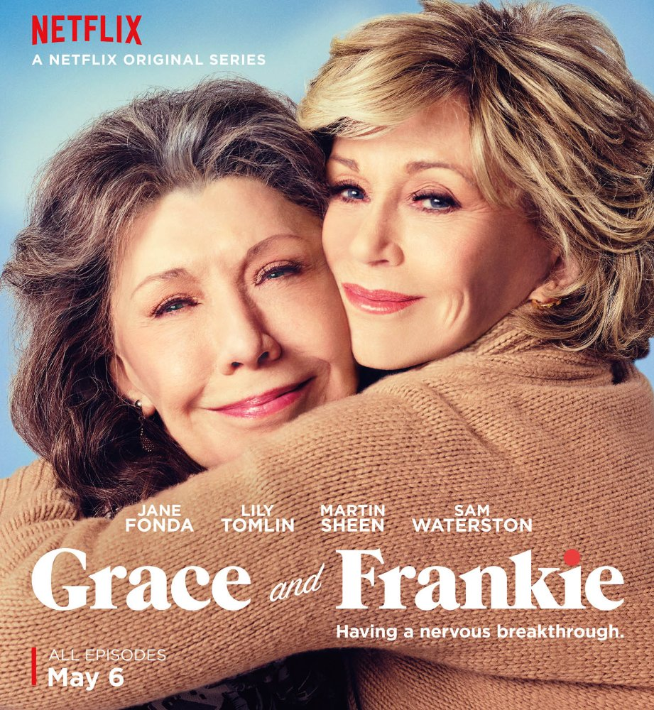 Grace and Frankie Season 3 123Movies