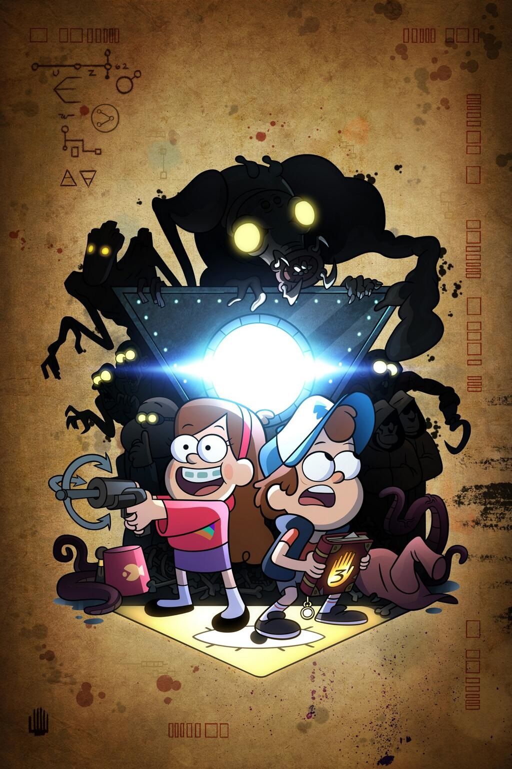 Gravity Falls Season 2 123Movies