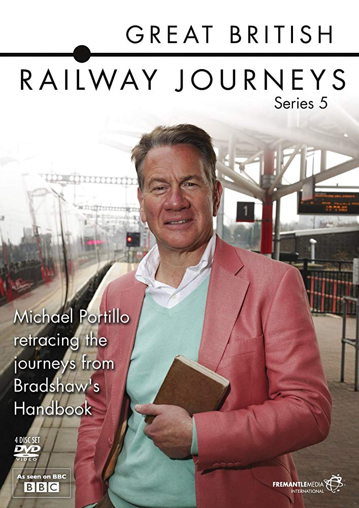 Great British Railway Journeys Season 4 123streams