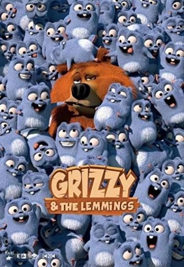 Grizzy and the Lemmings Season 2 123Movies