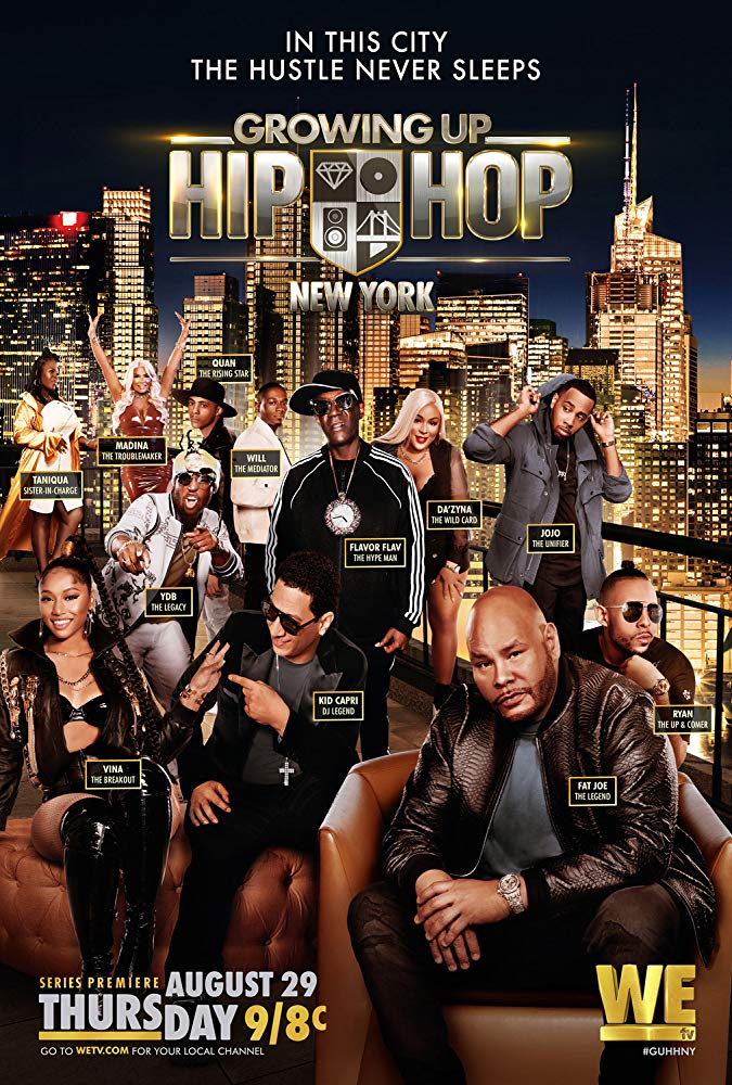 Growing Up Hip Hop New York Season 1