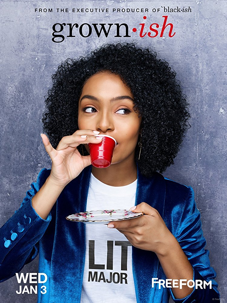 Grown-ish Season 2 123Movies