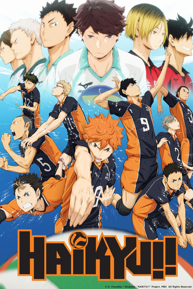 Haikyuu Season 1 123Movies