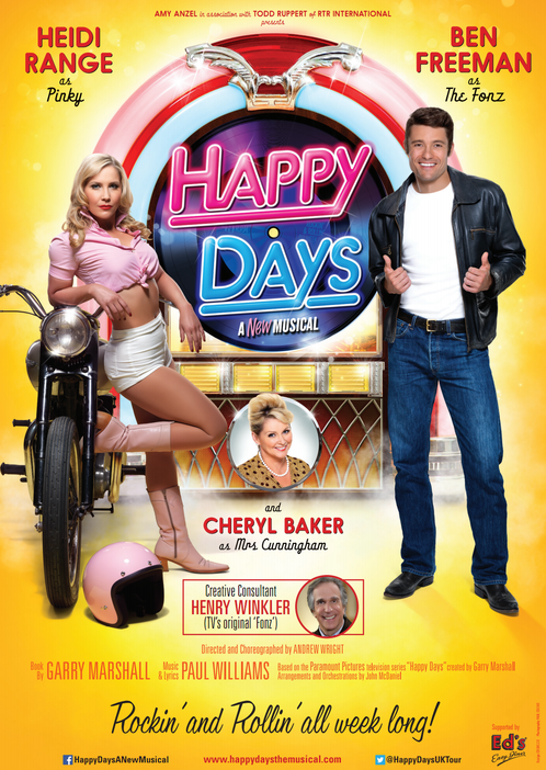 Happy Days Season 1 123Movies
