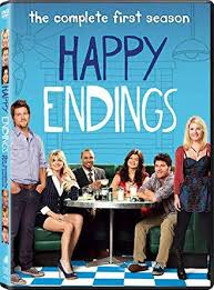 stream Happy Endings season 2 Season 1