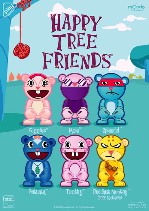 Happy Tree Friends Love Bites Season 1 123Movies