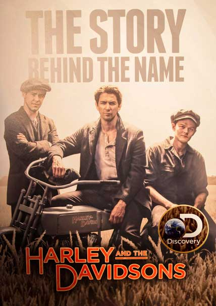 Harley and the Davidsons Season 1 123Movies