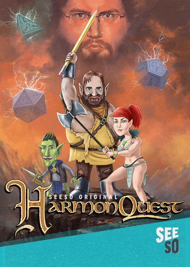 Watch Series HarmonQuest Season 3