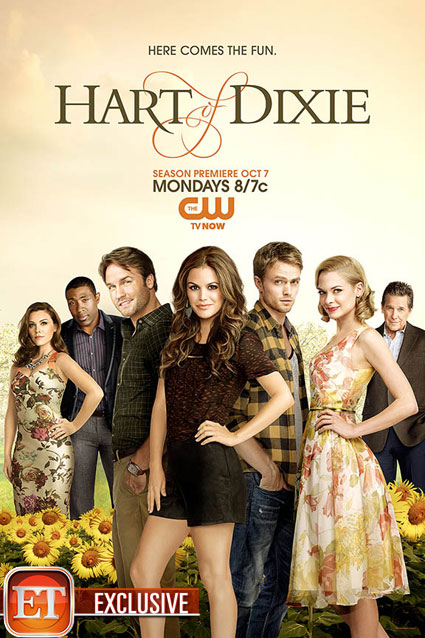 Hart of Dixie Season 3 123Movies