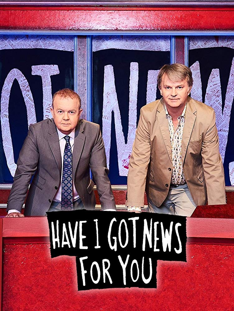 Have I Got News for You Season 3 funtvshow