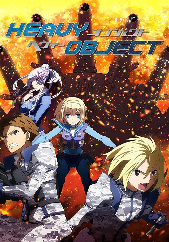 Heavy Object Season 1 123Movies