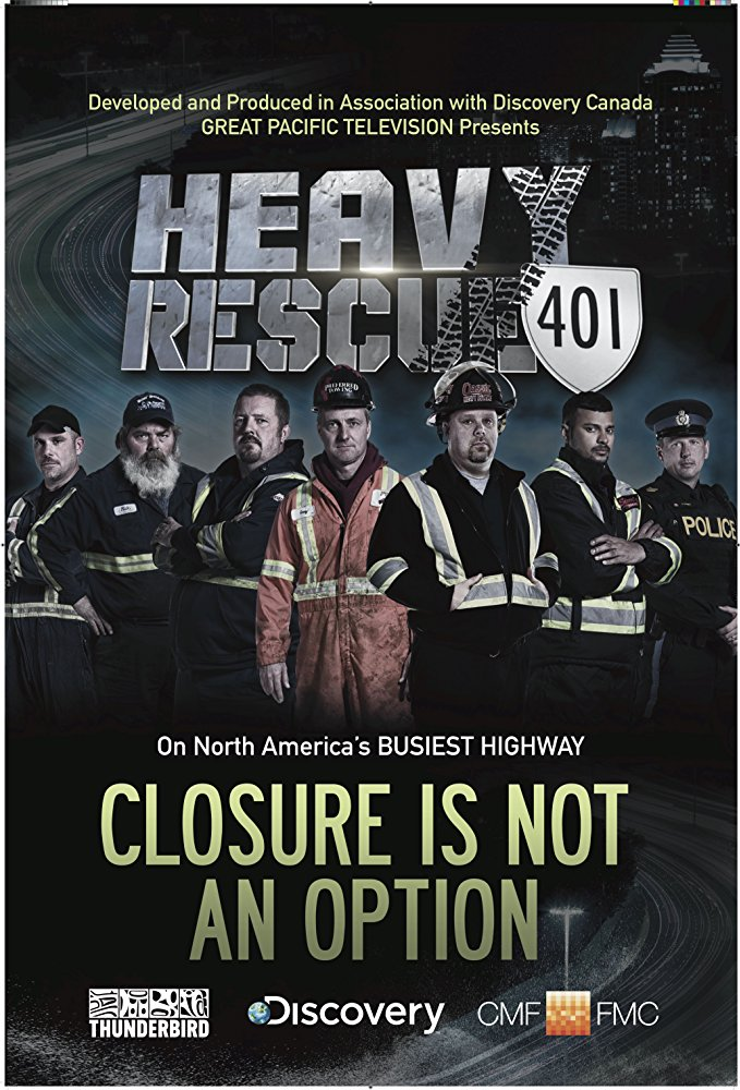 Watch Free HD Series Heavy Rescue 401 Season 4