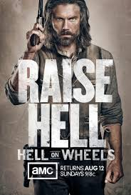 Hell On Wheels Season 1 123Movies