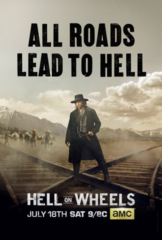 Hell On Wheels Season 3 123Movies