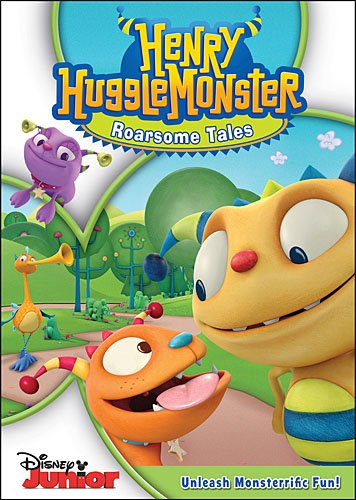 Watch Series Henry Hugglemonster Season 1