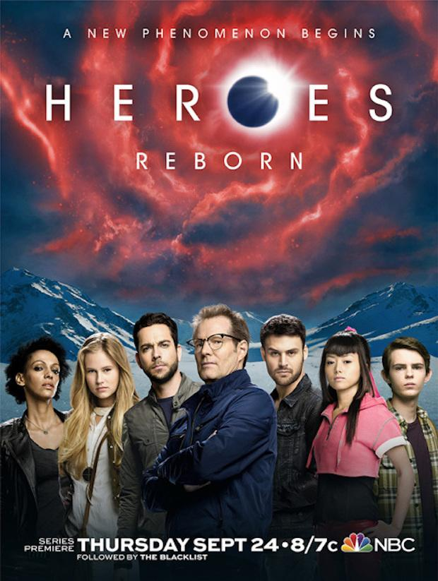 Heroes Reborn Season 1 123streams