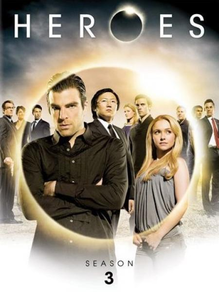 Watch Series Heroes Season 3