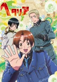 Hetalia Axis Powers Season 1 123Movies