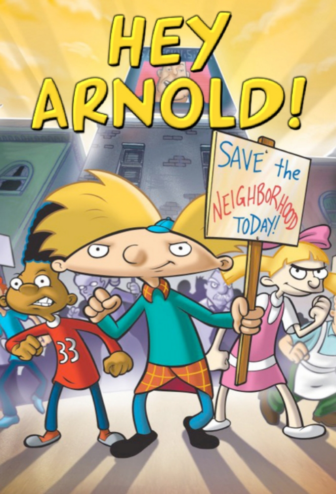 Hey Arnold Season 2 Projectfreetv