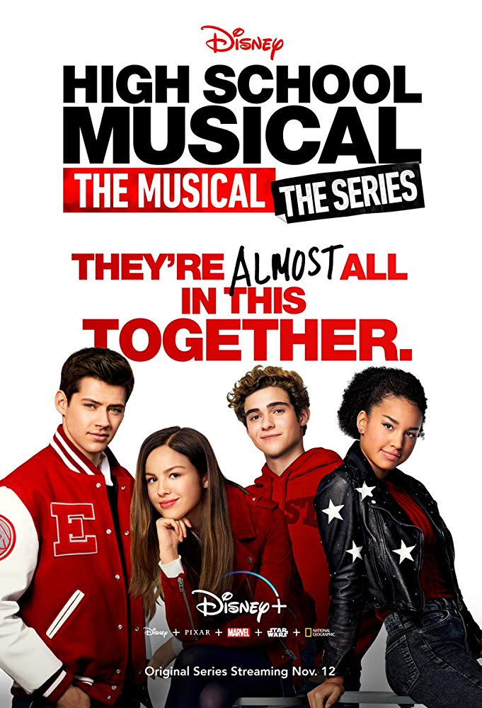 stream High School Musical The Musical The Series Season 1