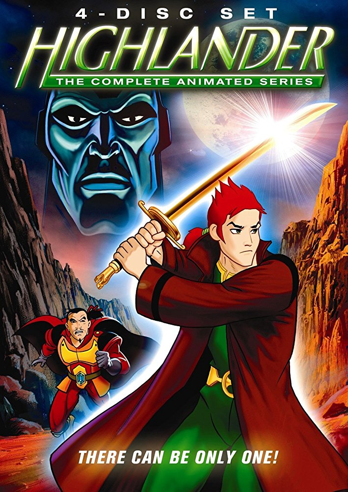 Watch Series Highlander The Animated Series Season 1