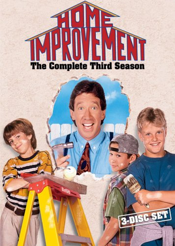Watch Series Home Improvement Season 3