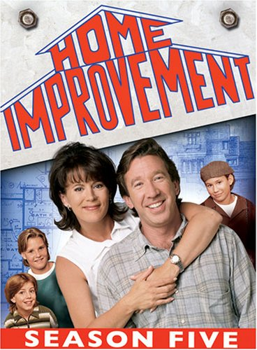 Watch Series Home Improvement Season 5