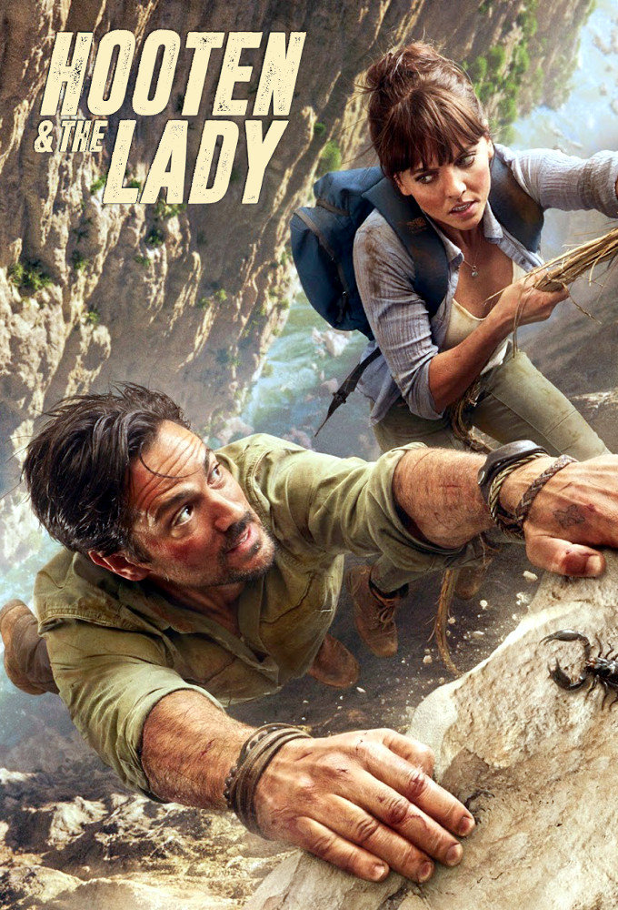 Hooten And The Lady Season 1 putlocker