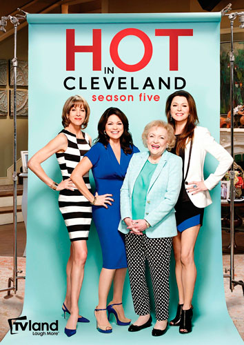 Hot in Cleveland Season 5 putlocker