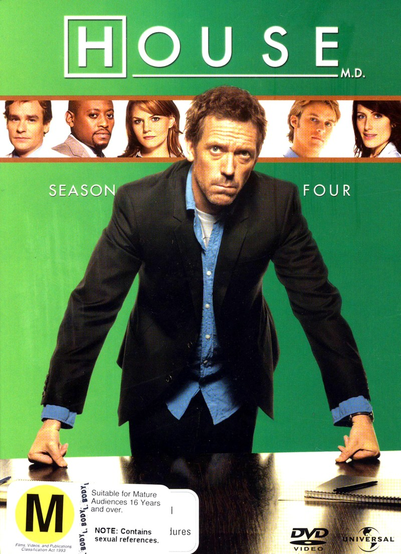 Watch Series House MD Season 4