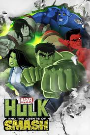 HD Watch Series Hulk And The Agents Of Smash Season 1