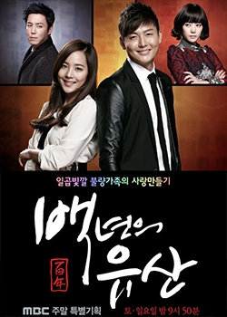 Hundred Year Inheritance Season 1 123Movies