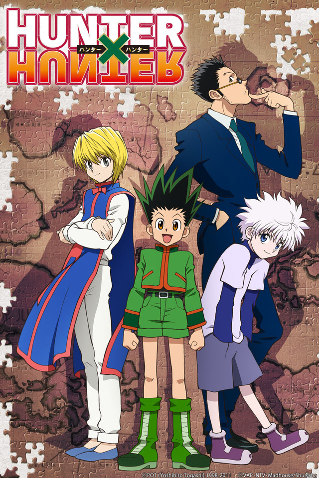 Hunter x Hunter (English Audio) Season 1 123Movies