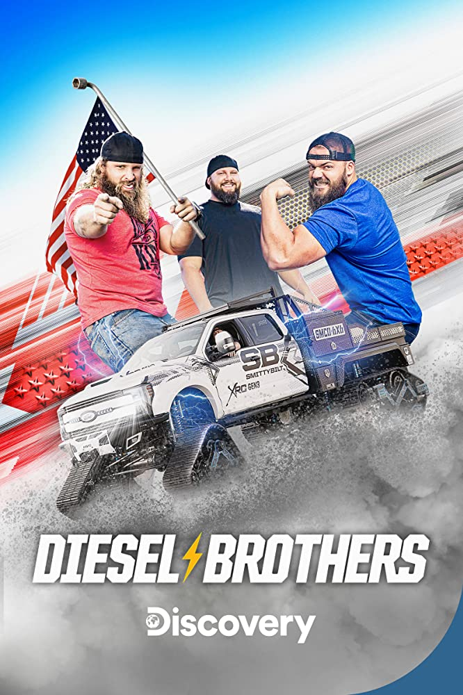 Watch Free HD Series Diesel Brothers Season 7