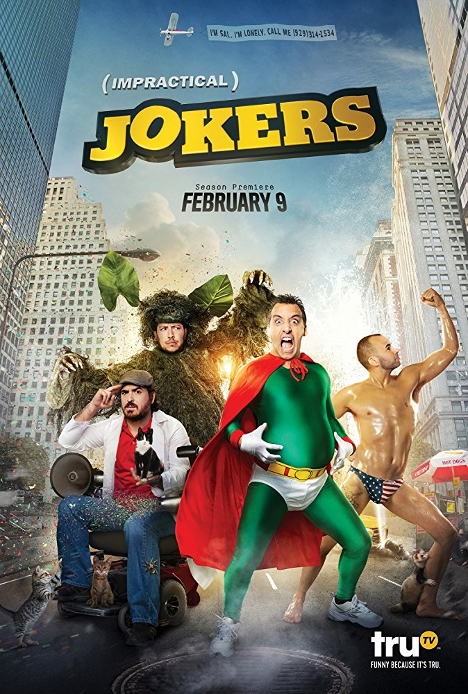 Impractical Jokers After Party Season 1 123Movies